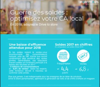 Infographie soldes 2018