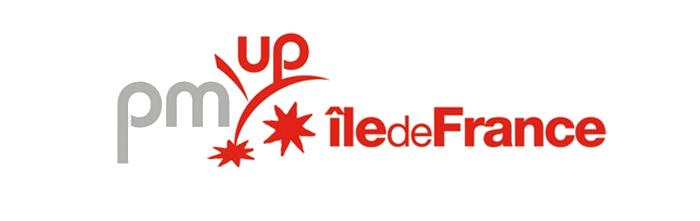 Logo PM'up de la région IDF