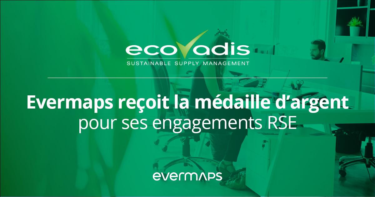 illustration médaille EcoVadis