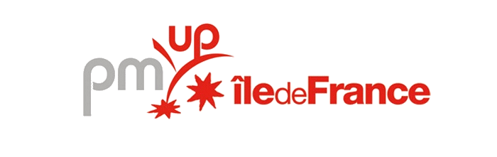 Logo PM'up de la région IDF
