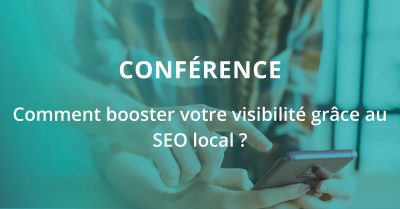 conférence booster seo local