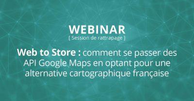 webinar API Google
