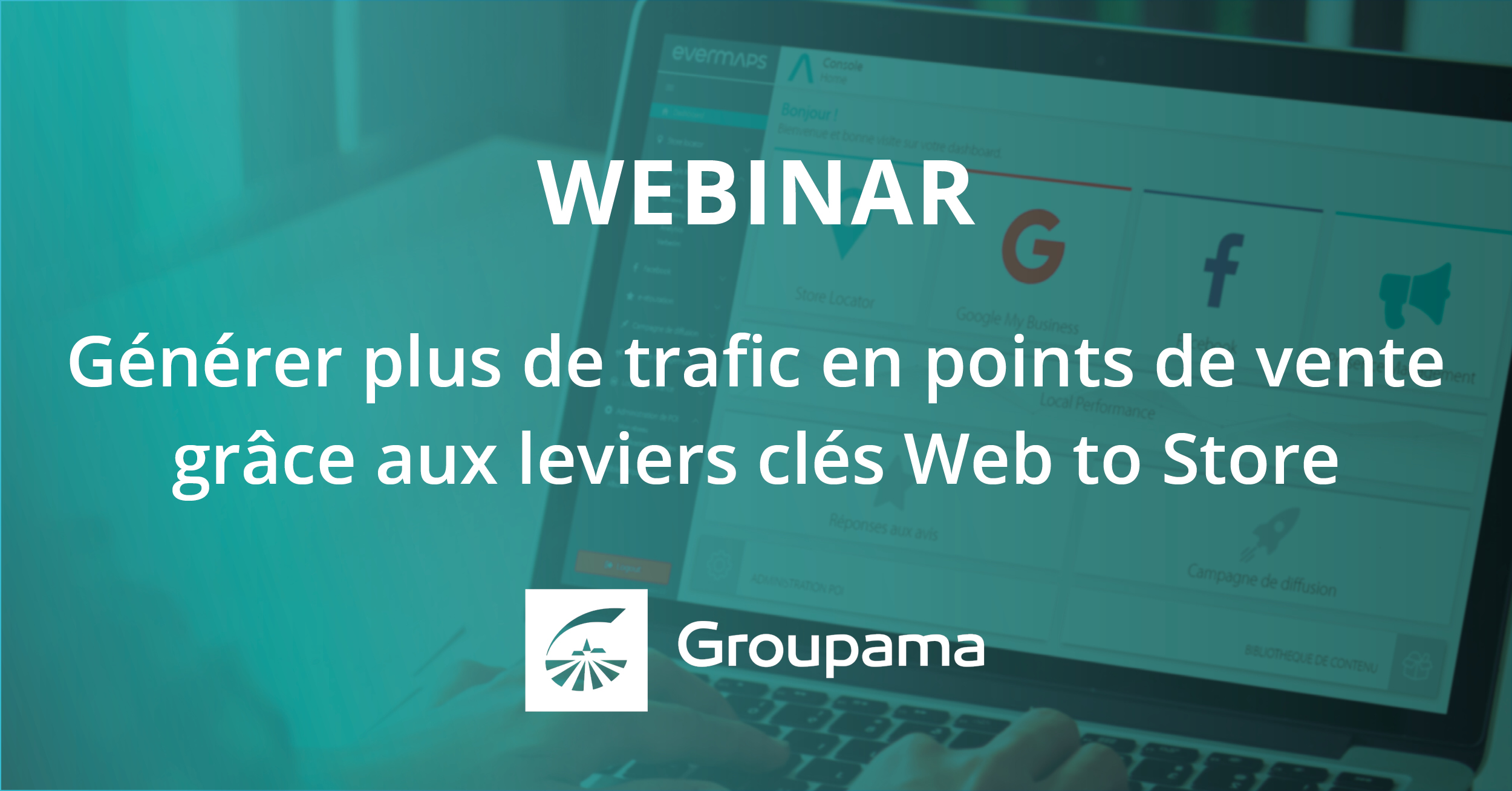 webinar web to store groupama
