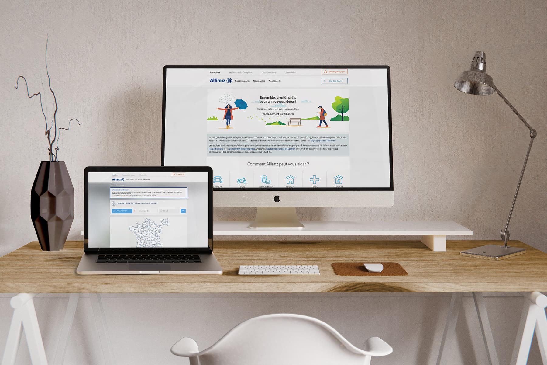 Store Locator Desktop Allianz