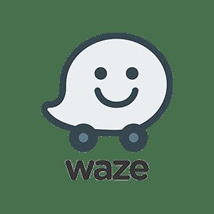 Logo Waze