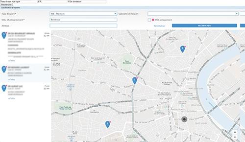 Solutions métiers mobile asset mangement par evermaps
