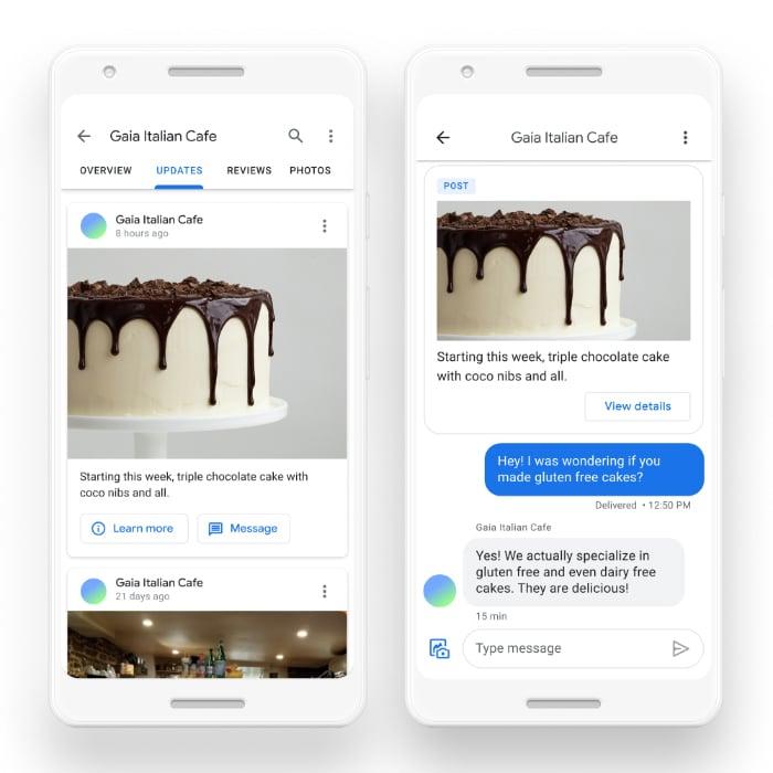 Google améliore son service de messagerie