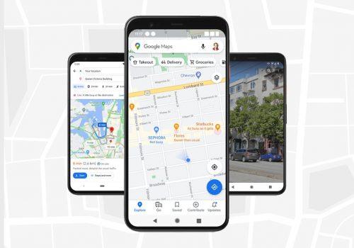 Google Maps affichera directement la fréquentation en temps réel